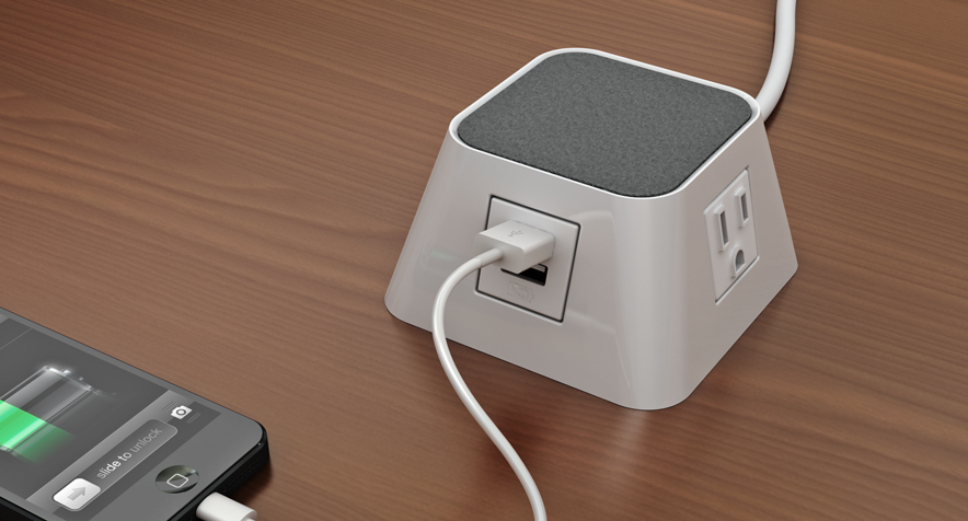 Desktop Power Data Center Charging Station Moir 233